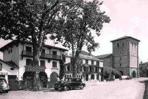 Histoire Hotel de la rhune