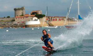 Activité au pays basque